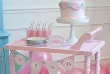 Audrey's Birthday / by Jamie Grizzle