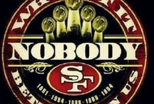 Niners <3 / by Shannon Teresa