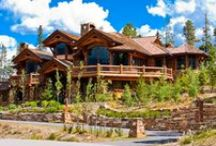 AAA Log Home Charm You Cannot Resist  / Only The Best of The Best in Log Homes for Your Family / by Norm With 3 Bratty Girls! Help