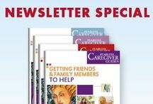 """The Caregiver Store / Caregiver Media Group For About and By Caregivers  Caregiver Media Group is a leading provider of information, support and guidance for family and professional caregivers. Founded in 1995, we produce Today's Caregiver magazine, the first national magazine dedicated to caregivers, the """"Fearless Caregiver Conferences"""", and our web site, caregiver.com which includes topic specific newsletters and online discussion lists / by Today's Caregiver"""