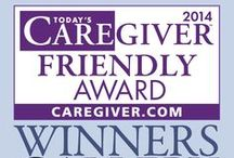 Today's Caregiver Friendly Awards 2014 / by Today's Caregiver