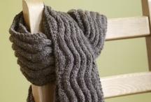 Fancy Purls / Knitting & crocheting. / by Rae Backas