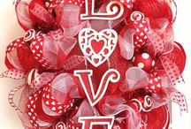 Valentine's with tons of <3! / by Teresa Johnson