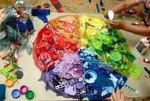 Preschool Mania:Art & Dramatic Play / by Erin Mendoza