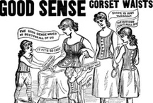 Old-School Corset Ads / Because who doesn't love a funny ad? / by Corset Connection