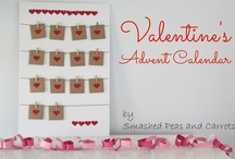 Valentine's Day Ideas / by Smashed Peas and Carrots {Maggie Brereton}