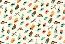 Pattern and Texture  / by MUMMU LONDON