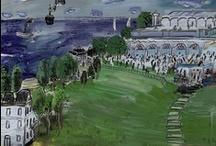 Deauville par les peintres / by deauville
