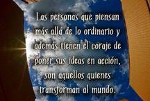 Quotes in Spanish - Frases de Español / by Mama-Indigo