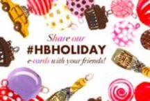 Holiday eCards / Enjoy and share these festive E-cards from Henri Bendel! Visit facebook.com/HenriBendel to share your own! / by Henri Bendel