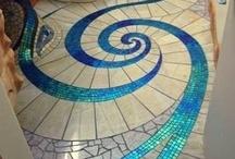 Mosaic, Beads & Pottery / by Jeborah Do Campbell