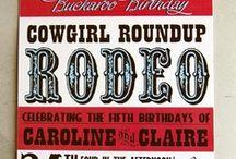 western theme / by Schoolgirl Style www.schoolgirlstyle.com