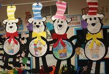 Dr. Seuss / by Schoolgirl Style www.schoolgirlstyle.com