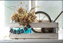 Craft Ideas / by Dawn Cantrell