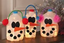 Cool Holiday Crafts / by Susan Bibler