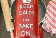 Baking....  / by Susan Bibler