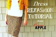 Skirts / Skirts! skirts! skirts! all the DIY way - sewn, refashioned, revamped and more!  / by Brassy Apple