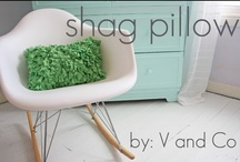 Home Decor - refashioned!  / DIY home decor ideas that are refashioned!!! great ways to upcycle and reuse some of the items that might already be at your home for a unique piece or look!  / by Brassy Apple