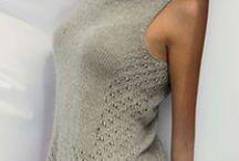 SPRING & SUMMER KNITTING WOMENS / Women's, tanks, tops, shawls / by MaryAnnsDesigns Knitting Patterns