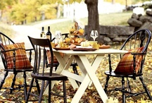 Autumn Tables / by Stone Gable