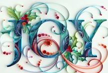Inspirational Craft & Art / Colour, full of colour, beautiful quilling, arts, crafts - I have so much admiration for the people who do it and the patience it must take! / by Honour Rosser