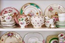 Teacups and Tapestries / My love of vintage cups and china and all things related also tapestries in decor! / by Honour Rosser
