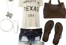 It's Bigger In Texas:) / by Alyssa Clift