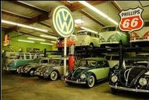 Vintage Volkswagens / by Baroquenoise