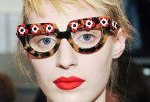 Eyewear / by Rosa MacKay