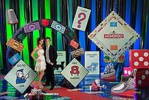 Monopoly Game Night / Great for School Parties, Prom, Homecoming or Fundraisers! / by Stumps Party
