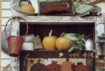 Primitive Crafts / by Debi Thompson