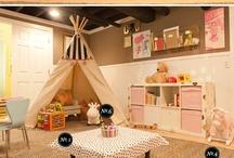 Decor For Kiddo Rooms / by Melanie Nielsen