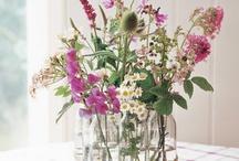 Flower arrangements / by Dee