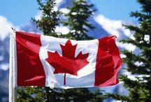 Canada / My fabulous obsession with Canada & all things Canadian. / by Savannah Giddings