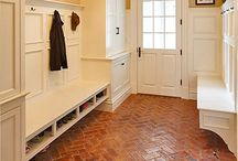 ROOMS mudroom / Dear God, please grant me a new mudroom. Thank you. / by Kathryne Brody