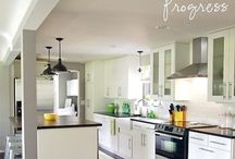 HOUSE redo before & afters / Before & afters  / by Kathryne Brody