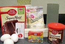 Cakes & Cupcakes 101 / How to for making cakes, cupcakes, and the frosting for them / by Cristi Petersen