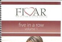 Five in a Row Vol. 1 (FIAR) / by Tara Weaver