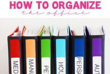 Organization / by Dana Miller