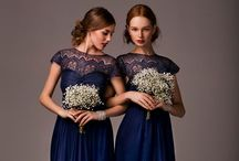 Bridesmaids / Everything for the perfect Bridesmaid - shoes, dresses, styling / by Wedding & Style by CliodhnaL
