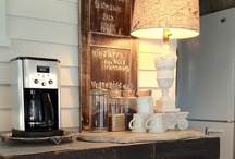 I ♥ COFFEE / by Sharon Robbins