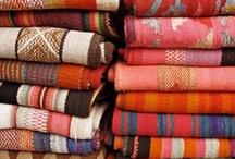 Fabulus Fabrics & Textiles / Fabrics and Textiles....worldwide. / by Sherry Byrd