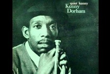 Kenny Dorham....JAZZ MAN / ...Cousin to the Titus Family Quilt makers.... / by Sherry Byrd