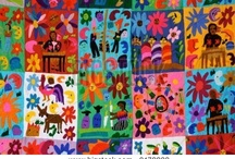 Mexican & Spanish Quilts & Culture / Art / by Sherry Byrd