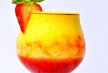 Drink, drank, drunk / Alcoholic and non-alcoholic beverage recipes / by Mary Gyevat