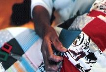With These Hands I Create ..... / Quilting,Sewing and other women's handiworks / by Sherry Byrd