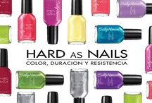Hard As Nails / by Sally Hansen Argentina