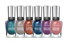 Complete Salon Manicure - Winter Collection / by Sally Hansen Argentina