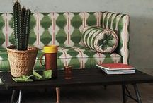 Retro Chic / by Terrie Hall T. Hall Interiors