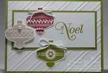 Cards - Christmas / by Carol Giamoni Copelan